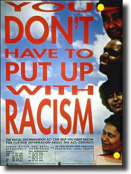 an introduction to the issue of racism in our history and todays society Racism quotes from brainyquote, an extensive collection of quotations by famous authors, celebrities, and newsmakers  racism is taught in our society, it is not.