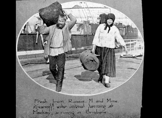 Russian Immigrants 96